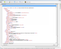 Просмотр сформированного XML технического плана